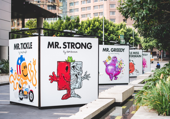 Sanrio and Haven Launch a Unique Celebration for 45 Years of Mr Men & Little Miss