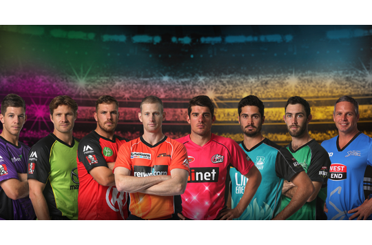 The Big Bash League is the Next Big Thing in Sport