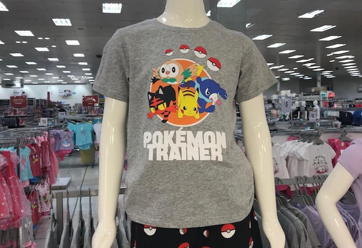 Target Pokémon