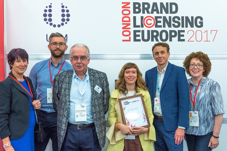 Judges Announced for Brand Licensing Europe 2018 License This!