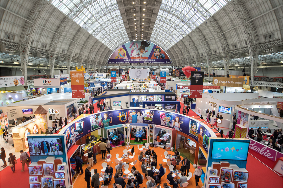 The Bugg Report Catches Up with Anna Knight, Brand Director at UBM for Brand Licensing Europe