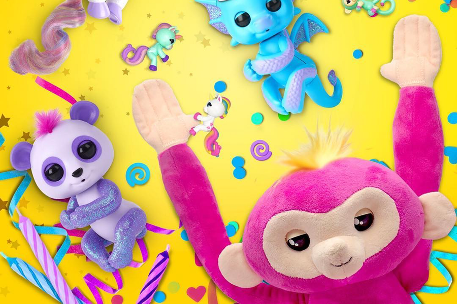 Merchantwise Licensing to Represent Toy Sensation Fingerlings® in Australia & NZ