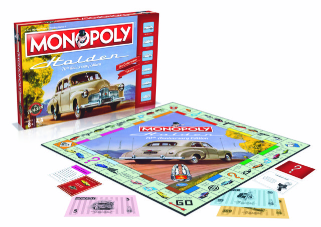 Holdeon Monopoly