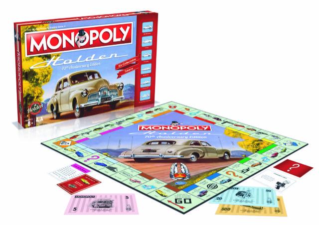 Holdeon Monopoly