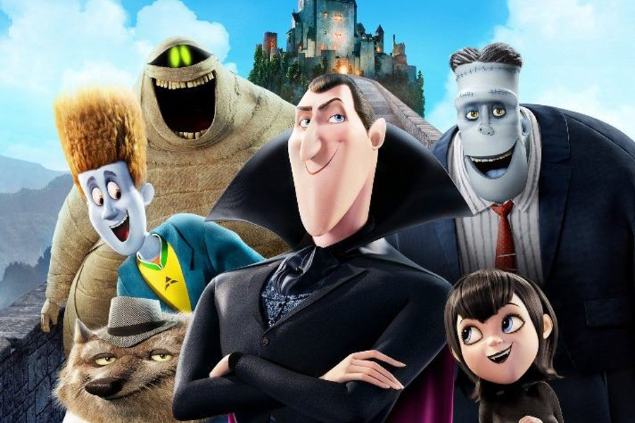 Sony Pictures Animation's Hotel Transylvania 3