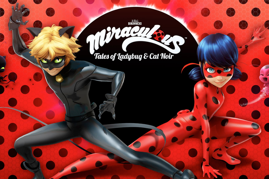 ZAG Signs Deals for Miraculous with Ipanema and Winning Moves