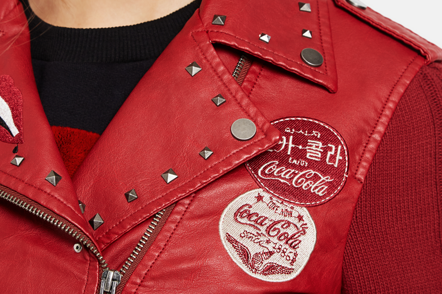 Desigual and Coca-Cola Partner to Present a Ground-Breaking Capsule Collection