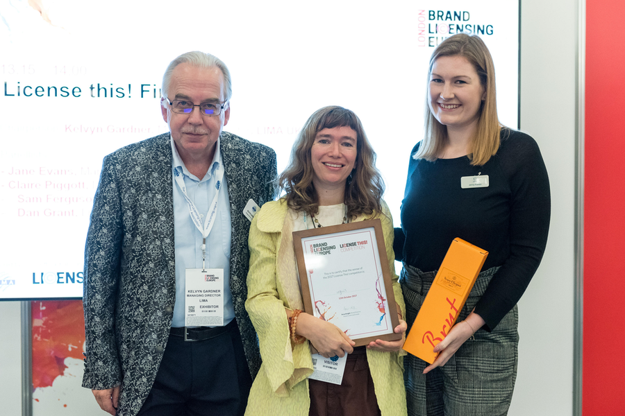 Brand Licensing Europe Announces License This! Finalists