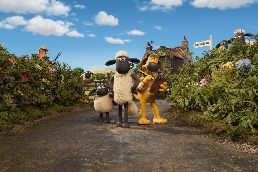 Shaun the Sheep to Call Australia Home at Paradise Country