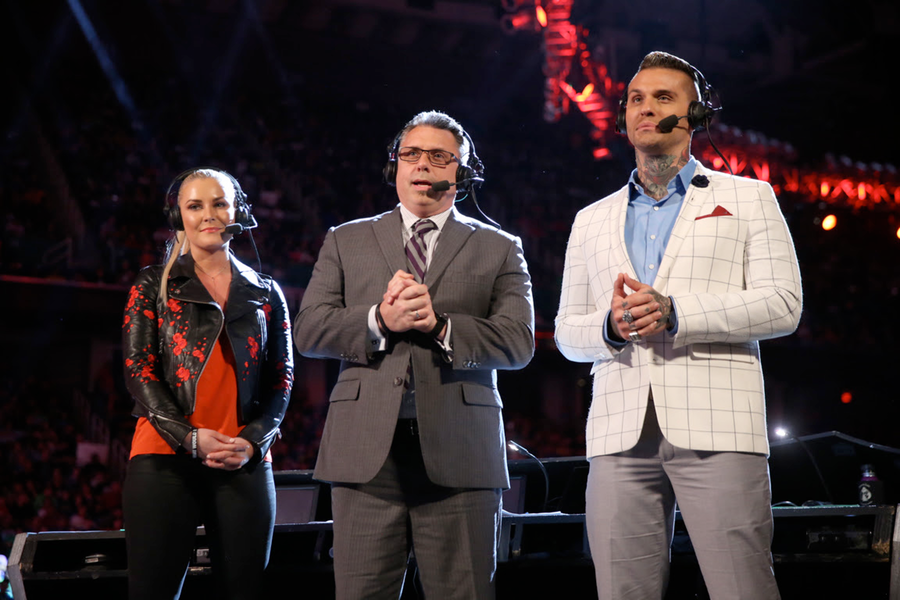 Renee Young Joins Monday Night Raw Announce Team