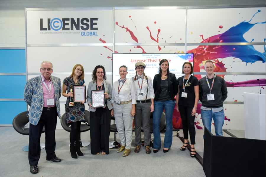 BLE Announces License This! 2018 Winners