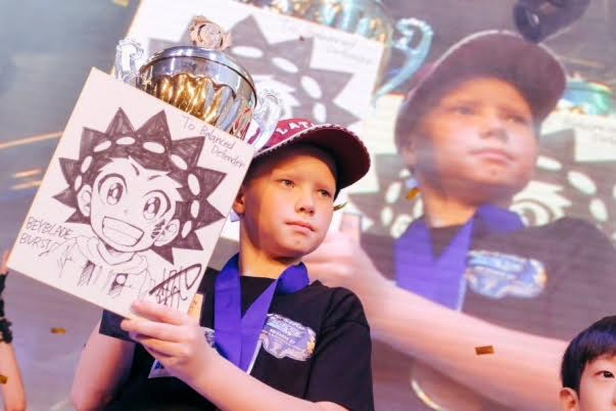 2018 BEYBLADE BURST World Championship Winner Crowned