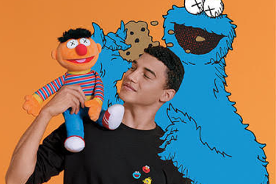 The Second Sesame Street x KAWS Range Is Here!