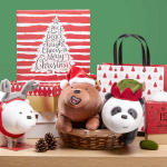 Cartoon Network's We Bare Bears arrive for Christmas
