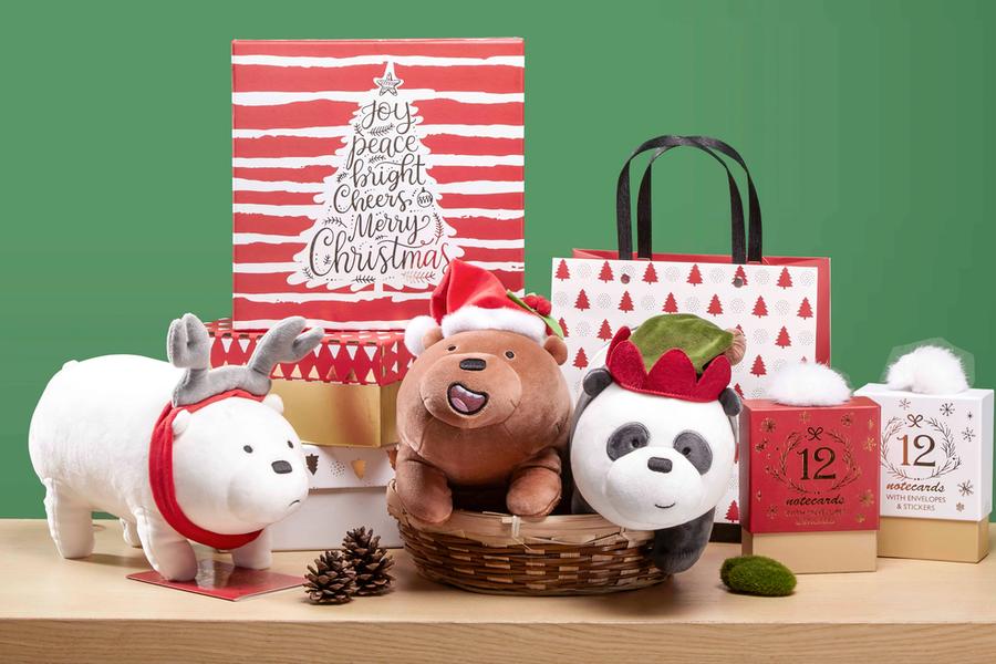 Cartoon Network's We Bare Bears arrive for Christmas