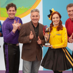 The Wiggles Wins 2018 Preschool License of the Year at LIMA ANZ Awards in Melbourne