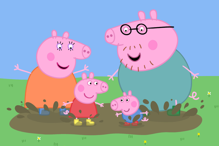 Entertainment One's Peppa Pig Builds Momentum in Japan