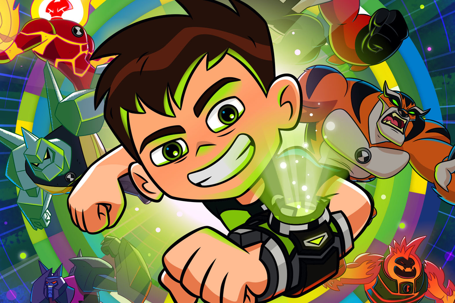 Cartoon Network Gears Up for Season Four of Global Hit Series Ben 10