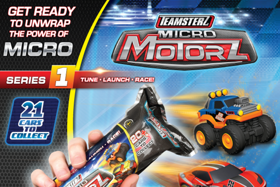 Teamsterz Micro Motorz – Drift and Race Your Friends