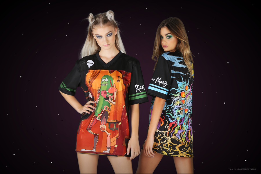 BlackMilk Australia Announce Global Rick and Morty Range