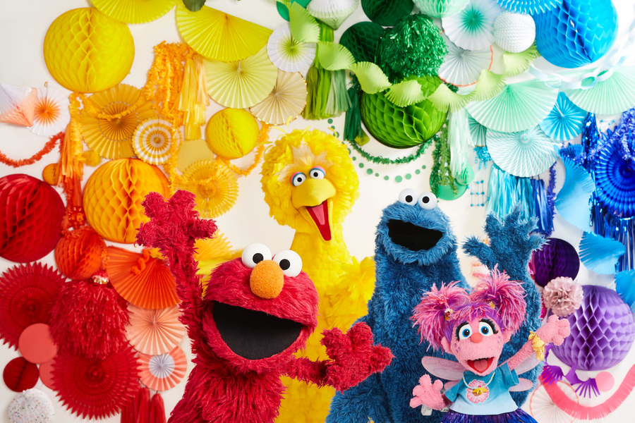 Sesame Street Celebrates 50 Years and Counting