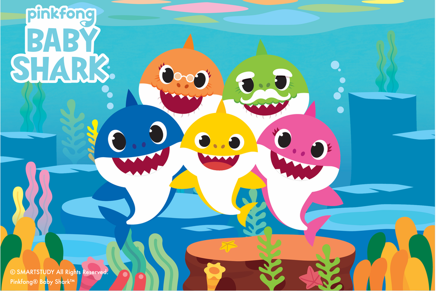 Haven Partners with Pinkfong to Launch Baby Shark Phenomenon in Australia & New Zealand