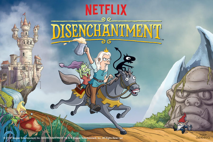 Bapper Entertainment Announces Partnerships for Disenchantment