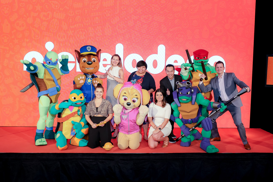 Viacom Nickelodeon Consumer Products Showcases Diverse Portfolio at Melbourne Partner Presentation
