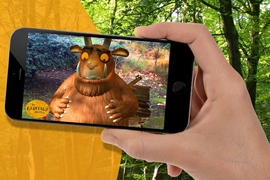 The Gruffalo Celebrates 20th Anniversary with Augmented Reality Trail at Currumbin Wildlife Sanctuary
