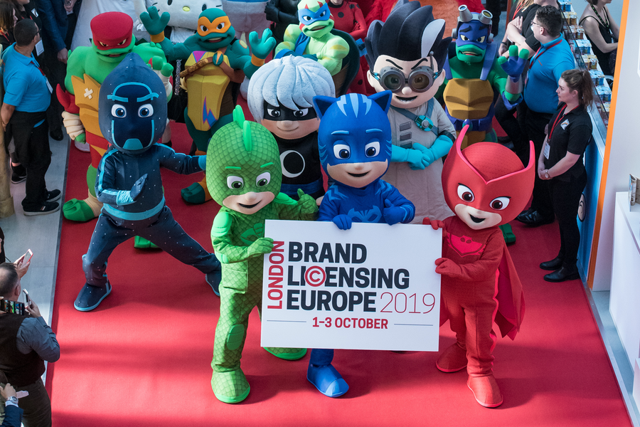 Brand Licensing Europe 2019 Announces Animation Pavilion