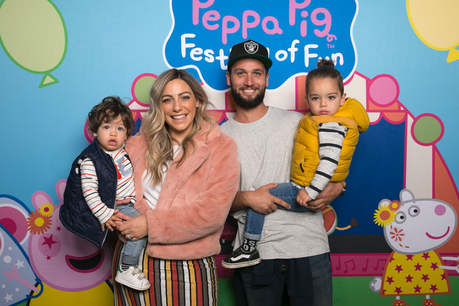 Peppa Pig Festival of Fun in Cinemas this Thursday