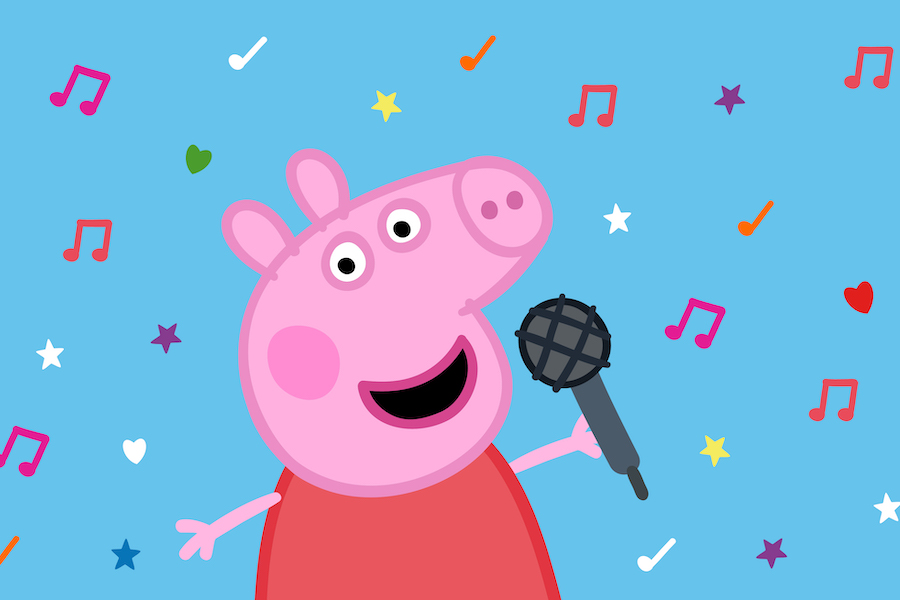 eOne Announces First Peppa Pig Music Album