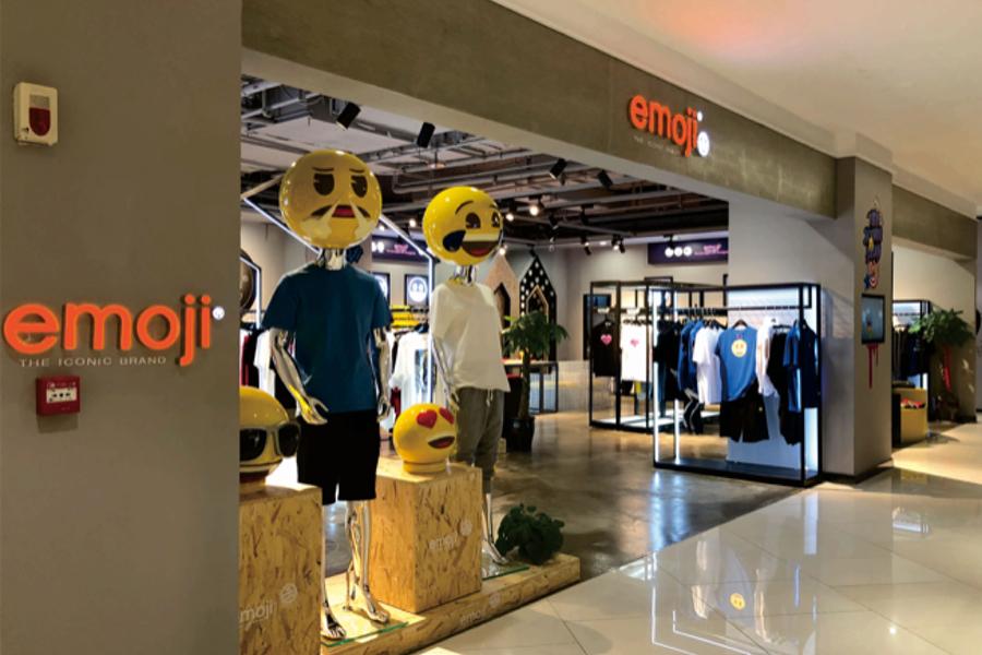 1st emoji® Brand Flagship Store In Chengdu, China Has Opened Its Doors!