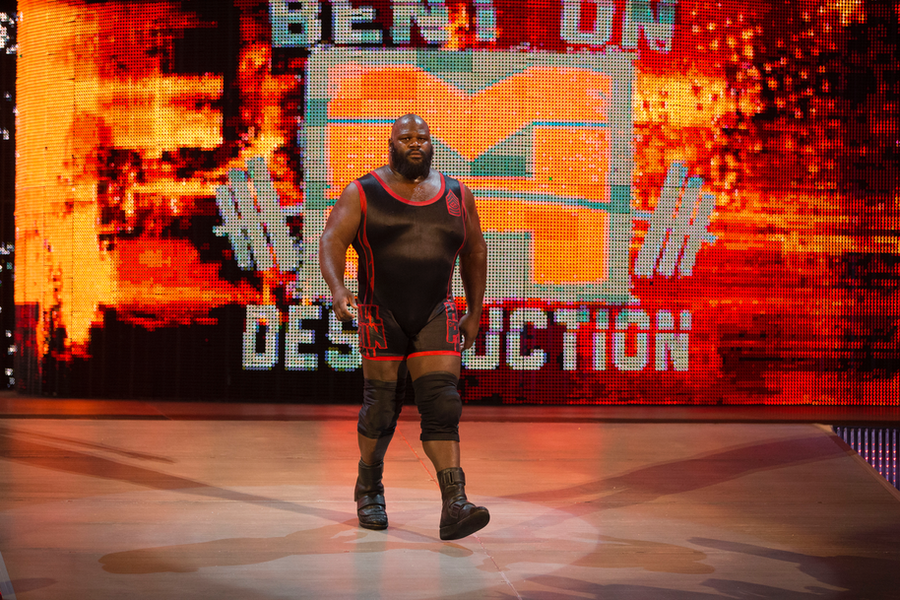 We Interview The World's Strongest Man Mark Henry: WWE LIVE Returns to Australia