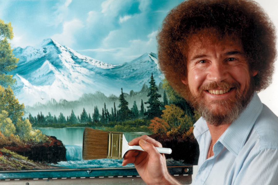 Haven Signs Bob Ross for Australia and New Zealand