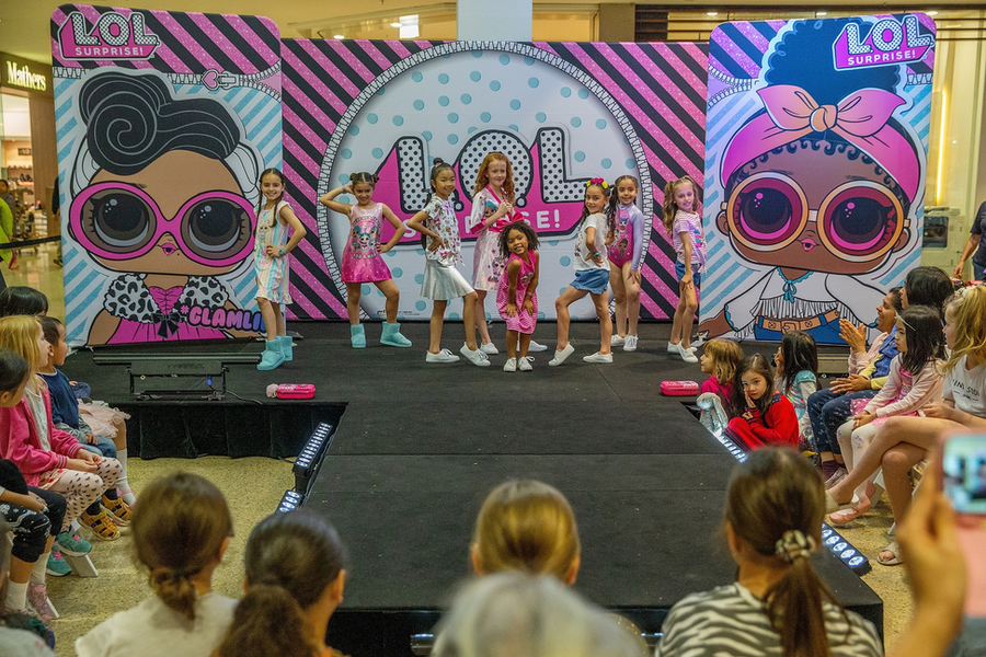 Haven, MGA & Big W Kick Off School Holidays with L.O.L. Surprise! Runway Show