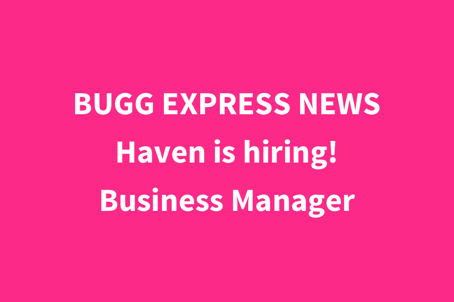 Haven is hiring! Business Manager