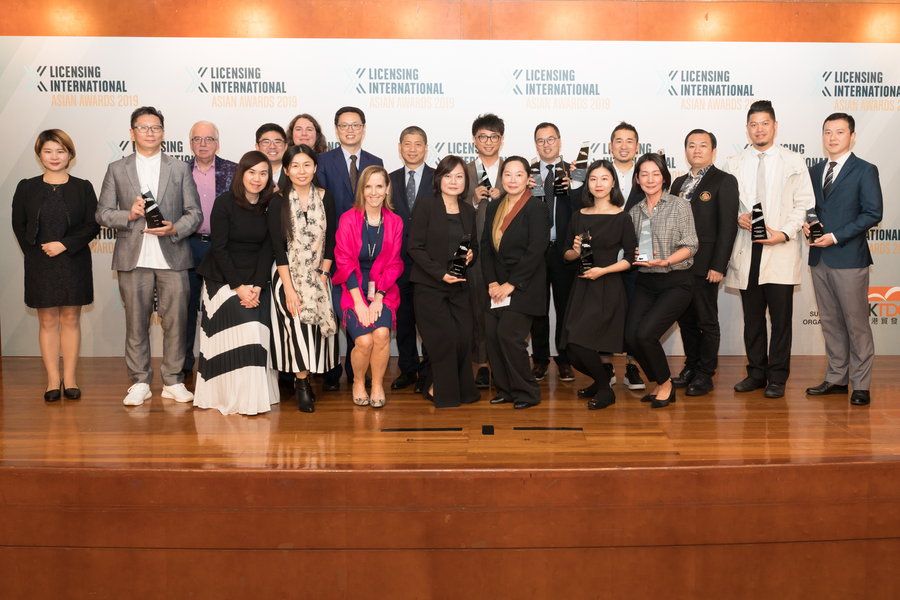 2019 Asian Licensing Excellence Awards Winners Announced