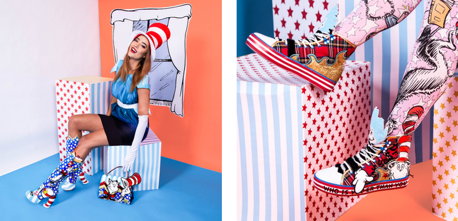Dr. Seuss x Irregular Choice