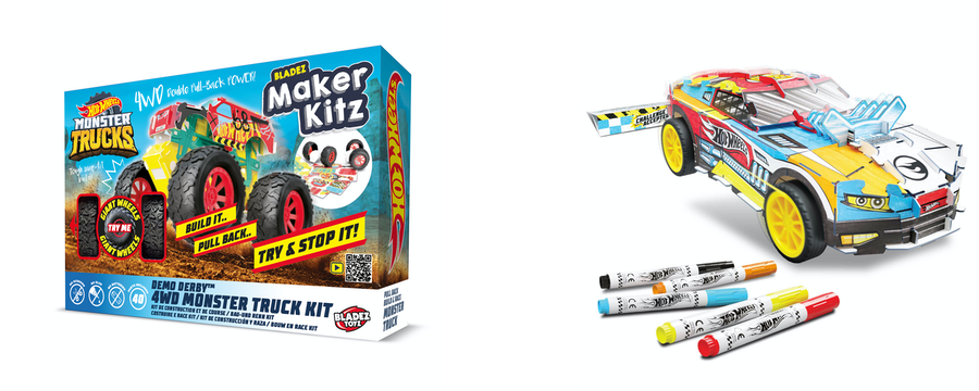 Hot Wheels Maker Kitz