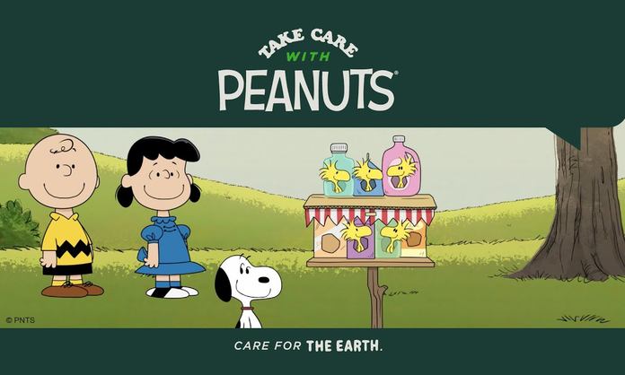 Peanuts x Earth Day