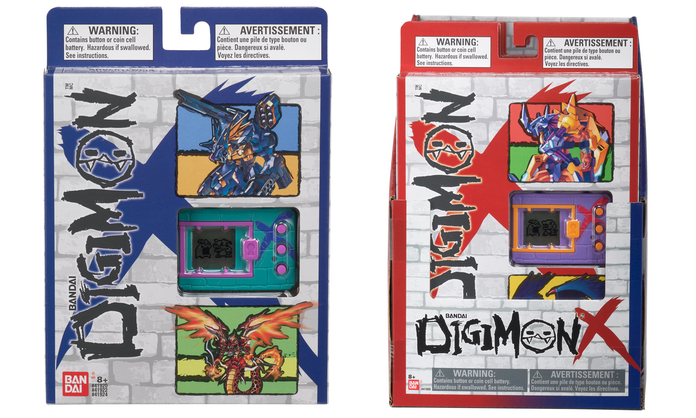 The Ultimate Digivice - Digimon X