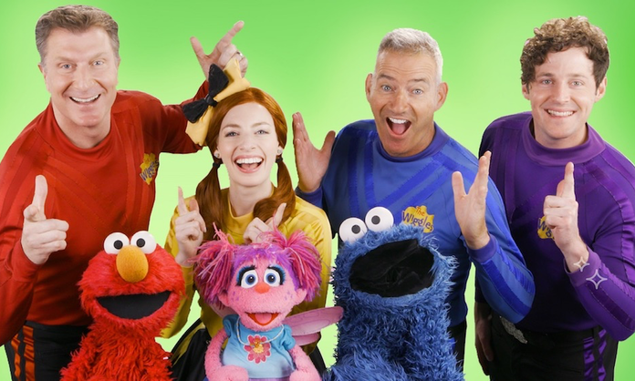 Sesame Street and The Wiggles