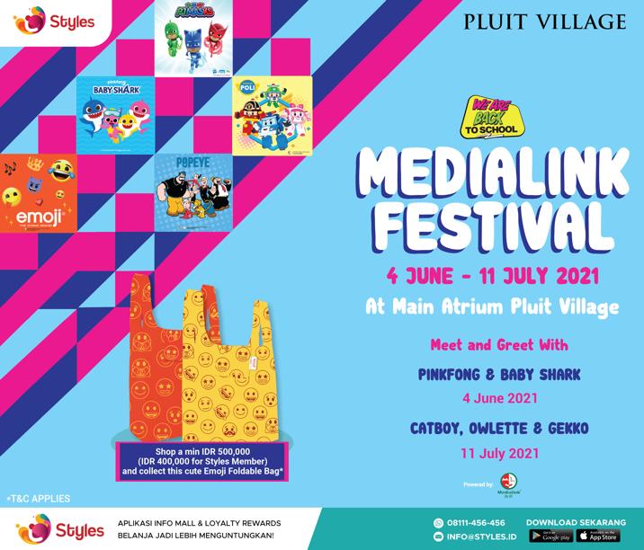 Medialink Festival
